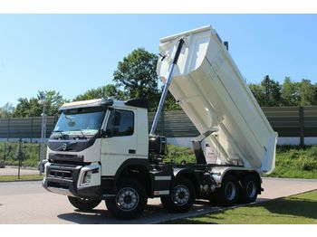 Camion benne Volvo FMX 430 8x4 / EuromixMTP TM18 HARDOX