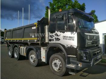 Camion benne Volvo FMX 500 8x4 Dautel Bordmatic,2Kamera,Kühlbox,VDS