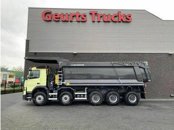 Camion benne Volvo FMX 540 10X4 HEAVY DUTY MINING TIPPER: photos 1