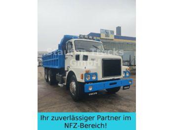 Camion benne Volvo N 1225 Hinter Kipper 6X2 !!TOP-ZUSTAND!!