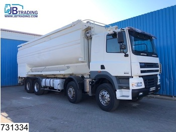 DAF 85 CF 430 8x4, Silo, Bulk, Manual, Retarder, Steel suspension, Airco, Hub reduction, 6 Compartments - camion citerne