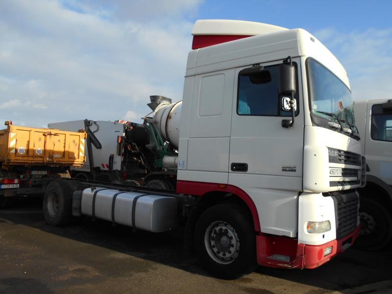 camion citerne DAF XF95 480