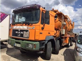 Camion citerne MAN F2000 41.463