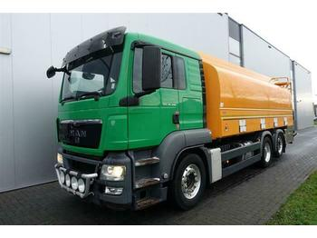 MAN TGS26.480 6X2 COMPLETE TANK RETARDER EURO 5  - camion citerne