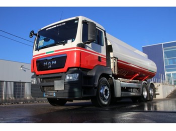 MAN TGS 26.360 + MAGYAR 18.700L (5 comp.) - camion citerne