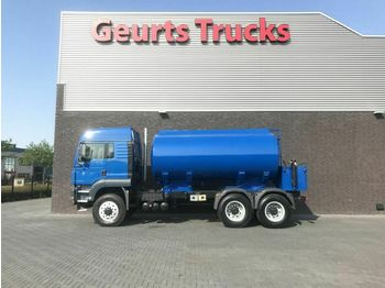 MAN TGS 40 400 6X6 FUELTANKER  - camion citerne