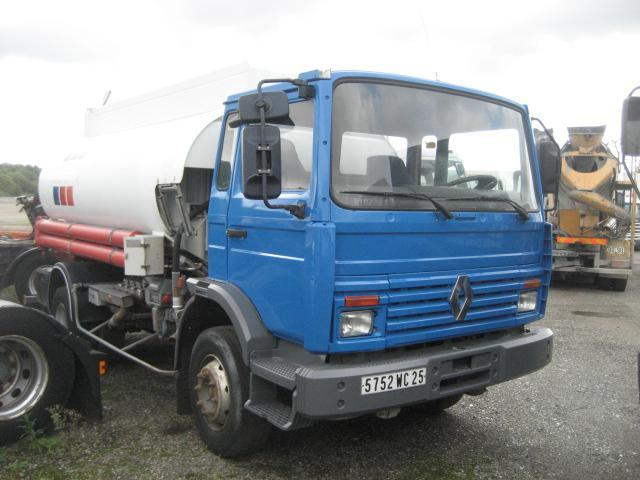 camion citerne Renault Gamme M 150