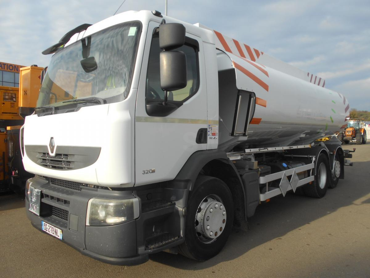 camion citerne Renault Premium 320 DXI
