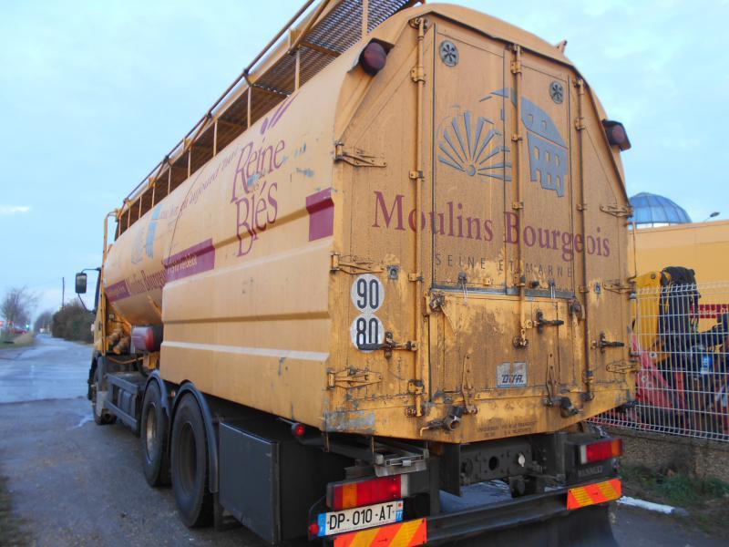 camion citerne Renault Premium 420 DCI