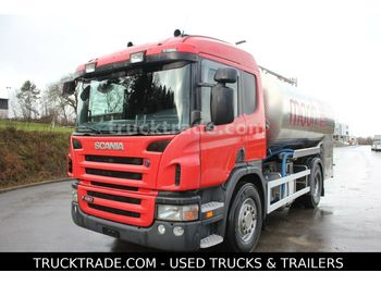 Scania P 420 LB 4x2 Milch-Tankwagen  - camion citerne