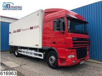 DAF 95 XF 430 Isotherm, Chereau, Isolated, Manual, Airco, Analoge tachograaf - camion fourgon