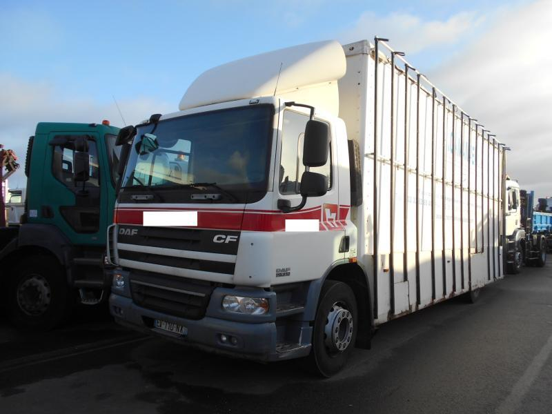 camion fourgon DAF CF75 310