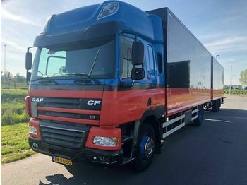 Camion fourgon DAF CF85.360 + HANGER