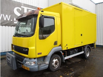 DAF LF 45.130 , Spring suspension - camion fourgon