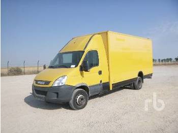 IVECO 65C15 CNG 4x2 - camion fourgon