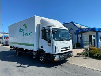Iveco 75E18 Eurocargo EEV Blumenkoffer Klima LBW  - camion fourgon
