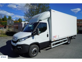 Iveco Daily - camion fourgon