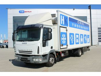 Camion fourgon Iveco EUROCARGO 120EL22 THERMOKING,HYDRAULIC LIFT