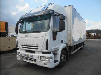Camion fourgon Iveco Eurocargo 140E25
