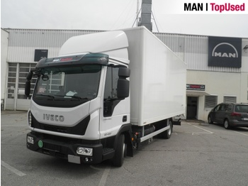 Camion fourgon Iveco Eurocargo 80-220: photos 1