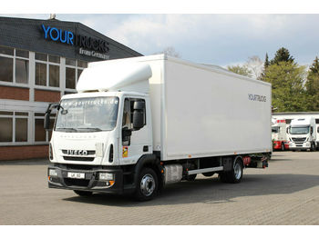 Camion fourgon Iveco Eurocargo ML120E19 EURO 6 Koffer 7,5m/Klima /LBW