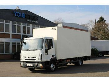 Camion fourgon Iveco Eurocargo ML75E16 EEV Koffer 6,3m/Klima/LBW