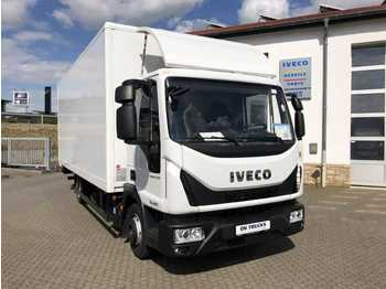 Camion fourgon Iveco Eurocargo ML75E21 Koffer+LBW+AHK Klima