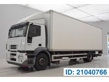 Iveco Stralis 270 - camion fourgon