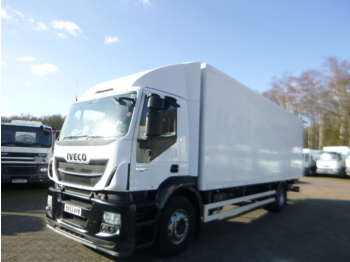 Camion fourgon Iveco Stralis AD190S31 4x2 RHD Euro 5 EEV closed box