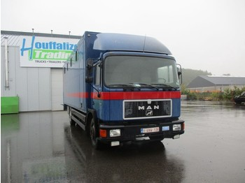 Camion fourgon MAN 12.192 - box