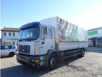 MAN 18.264 - camion fourgon