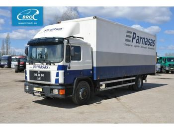 MAN 18.272 - camion fourgon