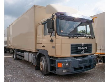 Camion fourgon MAN 18.343 F90 Koffer TOP