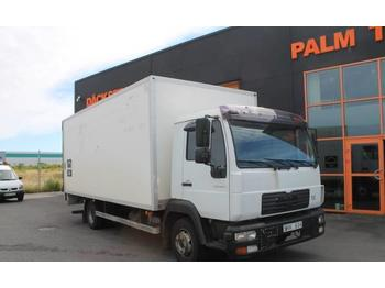 MAN 8.145 LLC  - camion fourgon