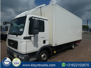 Camion fourgon MAN 8.180 TGL bl manual lift