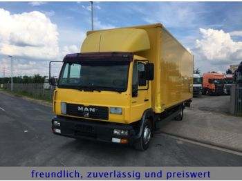 MAN LE 12.220C * KOFFER * LBW * TEMPOMAT *  - camion fourgon