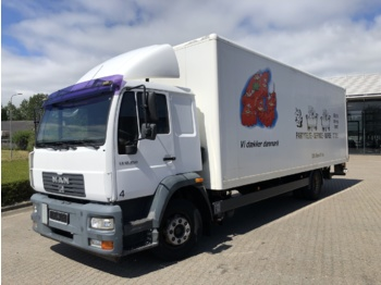 Camion fourgon MAN LE 12.250