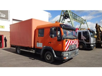 Camion fourgon MAN LE 180 C