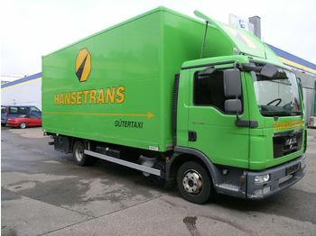 Camion fourgon MAN MAN TGL 7.150 L kein 8.150 Koffer LBW TÜV neu!