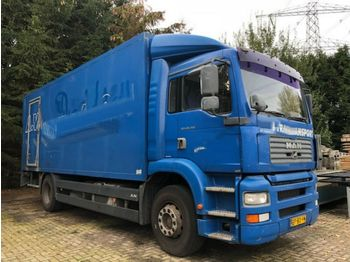 Camion fourgon MAN TGA Koffer