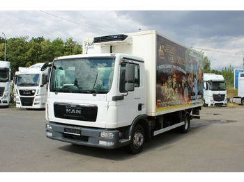 MAN TGL12.180 4x2 BB, HYDRAULIC LIFT, CARRIER  - camion fourgon