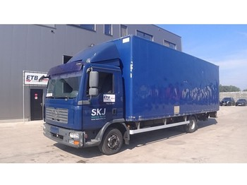 MAN TGL 12.180 (BELGIAN TRUCK WITH MANUEL GEARBOX) - camion fourgon