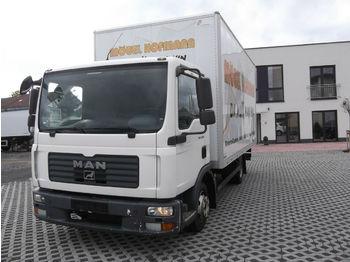 Camion fourgon MAN TGL 7,150    KM: 265310