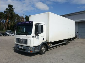 MAN TGL 8.180 Koffer LBW  - camion fourgon