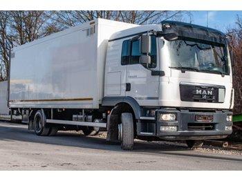 Camion fourgon MAN TGM 14.290 Koffer Ladebordwand Retarder (!)