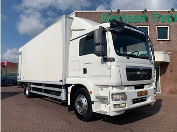 MAN TGM 18.250 GROSSES FAHRERHAUS KOFFER MIT LBW EURO5 EEV TOP - camion fourgon