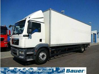 MAN TGM 18.290 Koffer 8,50 M. lang /LBW/Euro5/366Tkm  - camion fourgon