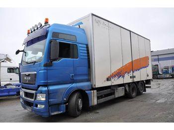 Camion fourgon MAN TGX 26.480 6X2-2 LL