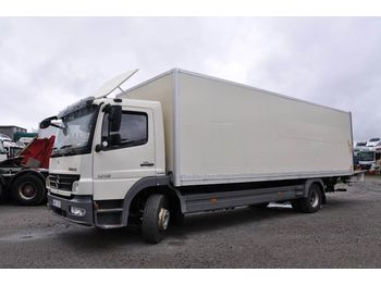 Camion fourgon MERCEDES-BENZ 1218 4X2