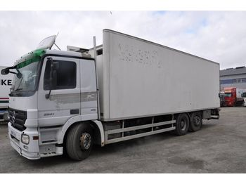 Camion fourgon MERCEDES-BENZ 2541 L